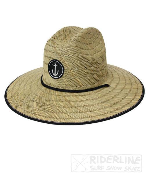 cappello paglia captain fin