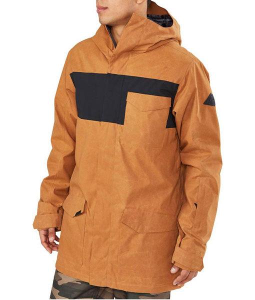 giacca snowboard dakine elsman jacket ginger