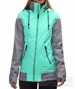 giacca snowboard donna volcom meadow