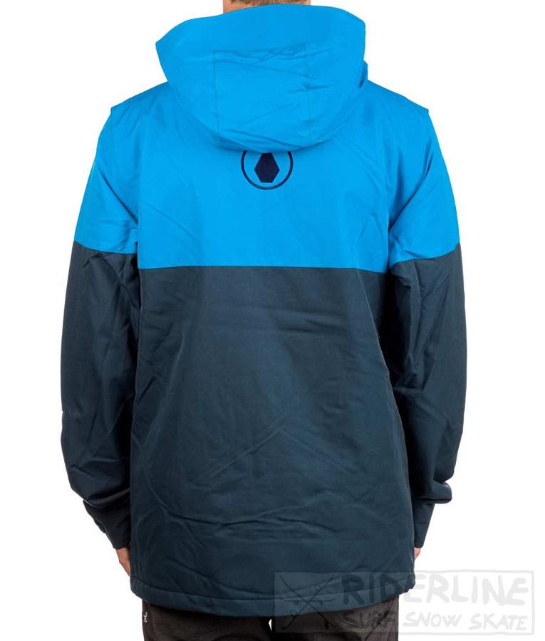 scarpe sportive 324e0 289d7 giacca snowboard VOLCOM ALTERANATE ins jacket nvy