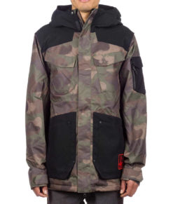 giacca snowboard volcom inferno insulated jacket