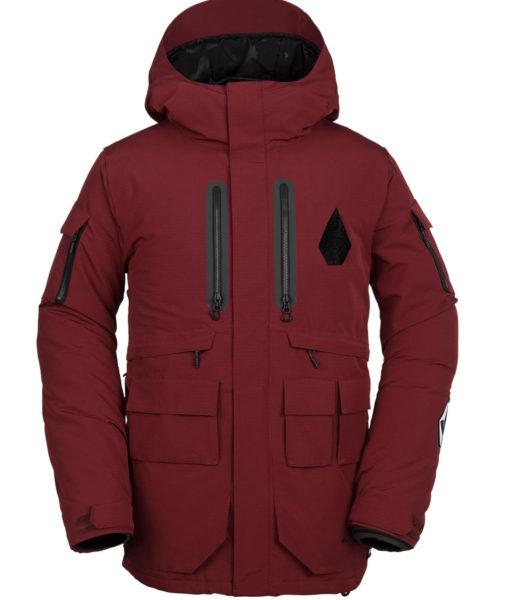 giacca snowboard volcom lynx