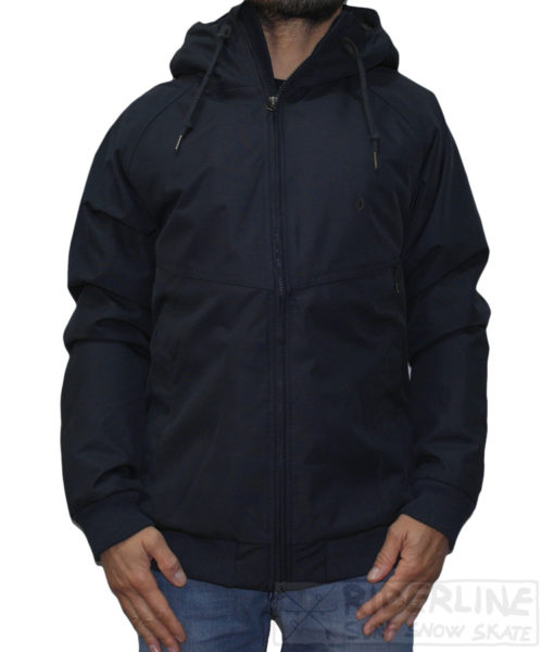 giacca volcom hernan jacket colore navy