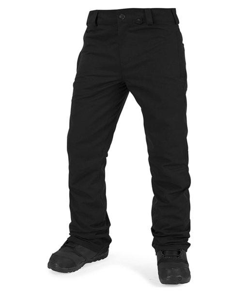 pantalone snowboard volcom-klocker tight black