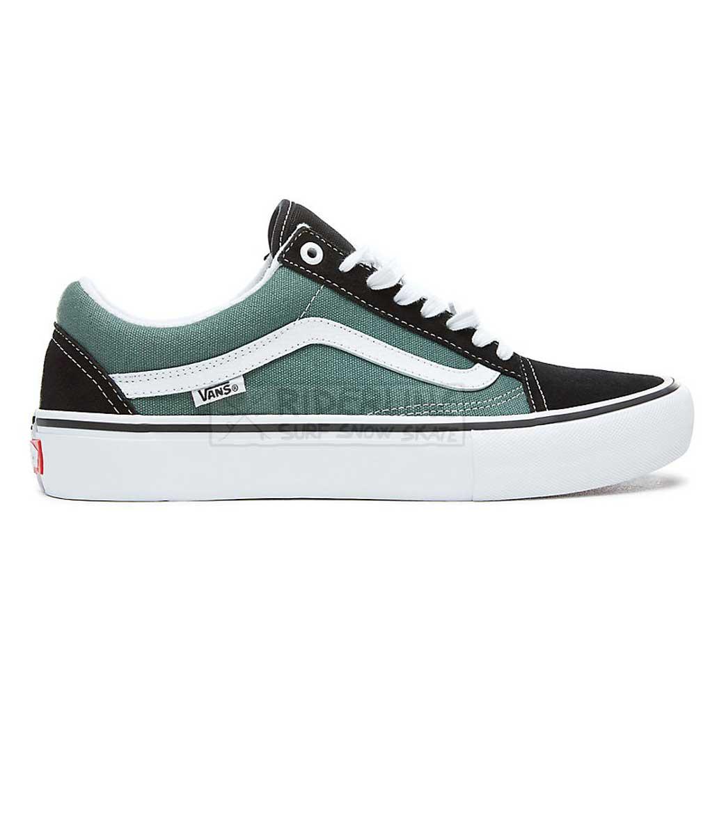 Store Duck Green Vans Scarpe Old Latina Black Riderline Skool Pro Xv8x4q 7c428b3a70f