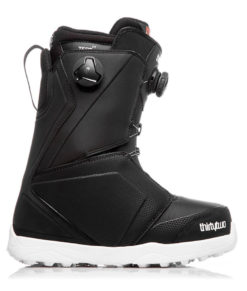 scarponi snowboard thirtytwo lashed double boa black 2018-2019